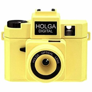 【あす楽】 HOLGA DIGITAL Neon イエロー YL