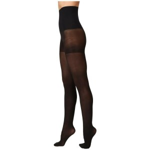 コマンドー Commando レディース インナー タイツ【The Semi Opaque Control Tights HC30T01】Black