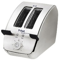 T-fal TT7095002 Avante Deluxe 2-Slice Toaster, Stainless Steel by T-fal