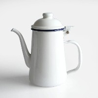 GLOCAL STANDARD PRODUCTS / GSP COFFEE POT(WT)【グローカルスタンダードプロダクツ/琺瑯/燕/tsubame/コーヒーポット/ドリップポット/ハンドドリップ...