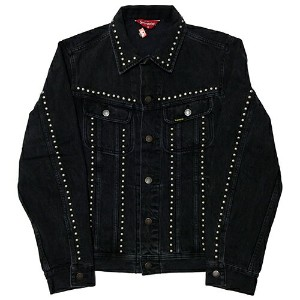 Supreme (シュプリーム) STUDDED DENIM TRUCKER JKT