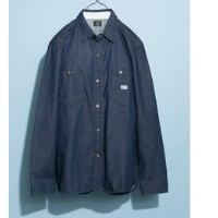DOORS DOORS×Lee Exclusive DENIM WORK SHIRTS【アーバンリサーチ/URBAN RESEARCH シャツ・ブラウス】