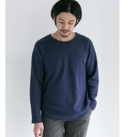 DOORS Micro Waffle LONG-SLEEVE T-SHIRTS【アーバンリサーチ/URBAN RESEARCH Tシャツ・カットソー】