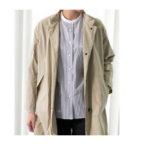 DOORS UNIFY Stand collor coat【アーバンリサーチ/URBAN RESEARCH ステンカラーコート】