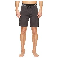 ハーレー メンズ 水着 水着 Phantom Hyperweave Motion Stripe Elite Boardshorts Black