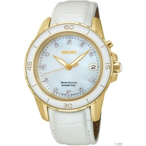 SEIKO Sportura KINETIC SKA876P1 Ladies Watch 《逆輸入品》