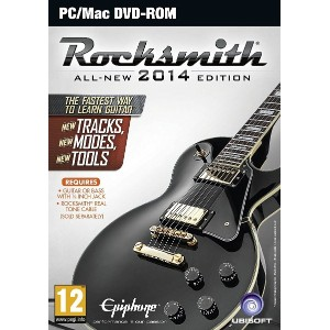 Rocksmith 2014 Edition (PC DVD) (輸入版)