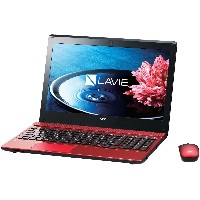 新品 NEC LAVIE Note Standard PC-NS350BAR [クリスタルレッド]