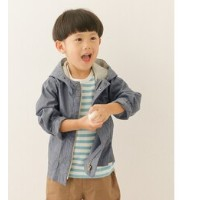 DOORS Lee×DOORS-natural- MOUNTAIN PARKA(KIDS)【アーバンリサーチ/URBAN RESEARCH その他(アウター)】