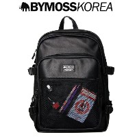 [BYMOSS] バイモス マキシマム 3シリーズ★ leather new product★/ Black