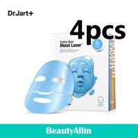Dr.jart+ - Rubber Mask 4pcs / Moist wrapping / Firming wrapping / Bright wrapping / Clear wrapping