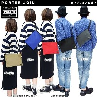吉田カバン ポーター ジョイン ポーター ショルダーバッグ PORTER JOIN バッグ サコッシュ 吉田かばん ショルダー 軽量 ナイロン メンズ レディース 872-07647...
