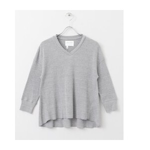DOORS FORK&SPOON Waffle Thermal V-neck【アーバンリサーチ/URBAN RESEARCH Tシャツ・カットソー】