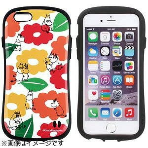 HAMEE iPhone 6用ムーミンiface First Classケース IP6ムーミンIFACEFSTMPT