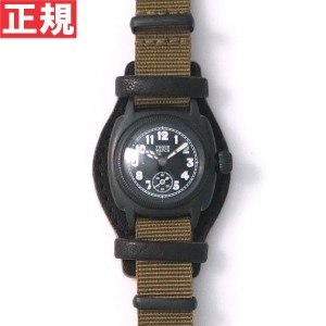 【5%OFFクーポン!5月29日9時59分まで!】ヴァーグウォッチ VAGUE WATCH Co. 腕時計 COUSSIN COAL MIL レディース クッサンミリタリー CO-S-007...