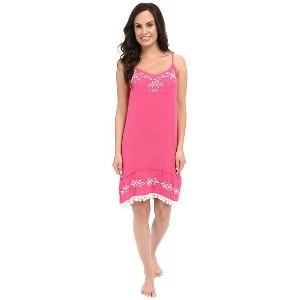 P.J. Salvage Embroidered Chemise