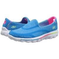 SKECHERS KIDS Go Walk 2 81052L (Little Kid/Big Kid)