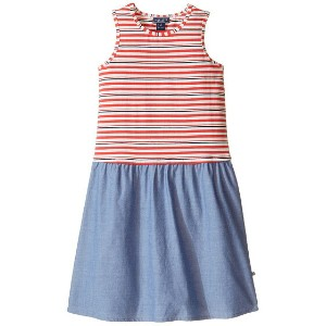 Toobydoo Tank Dress (Toddler/Little Kids/Big Kids)