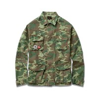 """FUCT SSDD / """"R.F.L"""" CAMOUFLAGE JACKET 9501 ファクト カモ ジャケット"""