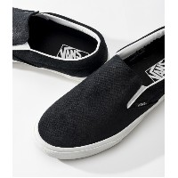 【VANS】SNAKE エンボス SLIPON 【ADAM ET ROPE'限定モデル】
