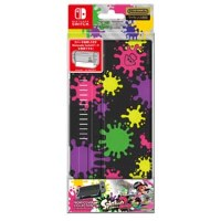 【Nintendo Switch】FRONT COVER for Nintendo Switch(splatoon2)Type-A キーズファクトリー [CFC-001-1]【返品種別B】