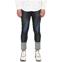 DSQUARED2 Dark Easy Wash Five-Pocket Skinny Jeans パンツ