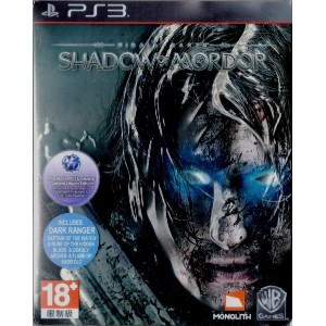 Middle Earth: Shadow of Mordor Steelbook Edition (輸入版:アジア)