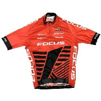 GSG Focus Team Jersey レッド