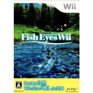 【Wエントリーでポイント8倍!+クーポン】【中古】[Wii]フィッシュアイズWii(Fish Eyes Wii)(20090430)【RCP】