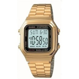 Casio Watch - A178WGA1A (Size: men) [並行輸入品]