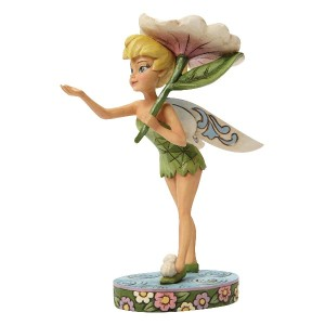 Jim Shore for Enesco Disney Traditions Tinker Bell Spring Figurine, 7.17""
