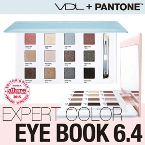 [2017 NEW COLOR 追加!!] VDL Expert Color Eye Book 6.4 ブイディーエル エキスパートカラーアイブック6.4 [2017 NEW COLOR 追加!!]