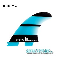 FCS2 NEW Performer PC Quad Retail Fins クアッド(4枚)フィン【p20】