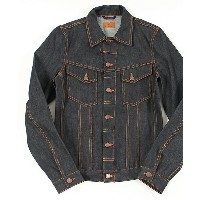 【Nudie Jeans(ヌーディージーンズ)】BILLY DRY RING ジャケット