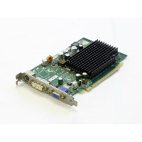 DELL GeForce 7300 LE 128MB DVI/VGA/TV-out PCI Express x16 0DT240【中古】【全品送料無料セール中!】