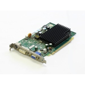 DELL GeForce 7300 LE 128MB DVI/VGA/TV-out PCI Express x16 0DT240【中古】【対象商品は5,000円以上のお買上げで送料無料】