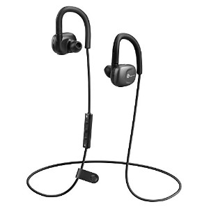 TaoTronics ブルートゥース Headphones, In-Ear Earbuds Wireless Earphones with Superb Bass (Built-in...