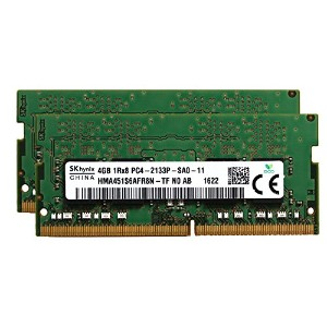 Hynix オリジナル 8GB (2x4GB) Laptop Memory Upgrade for Acer プレデター 15 G9-591-77EH DDR4 2133 PC4-17000...