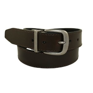[アメリカ直送]Levi s Big Boys Reversible Belt With Eagle Logo Buckle