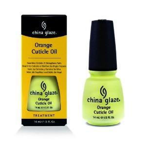 (6 Pack) CHINA GLAZE Orange Cuticle Oil CGT908 (並行輸入品)