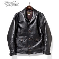 ORGUEIL オルゲイユ ホースハイド|レザーコサックジャケット『Horse Leather Cossack Jacket』【アメカジ・ワーク】OR-4002C(Leather jacket)