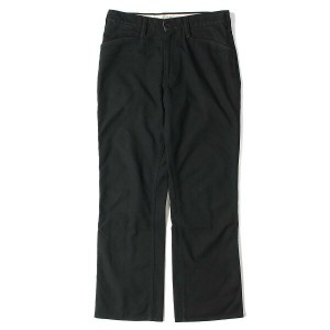 COOTIE (クーティー) ワークフリスコパンツ(Loose Fit Work TROUSER) ブラック M 【K1611】【中古】【あす楽☆対応可】