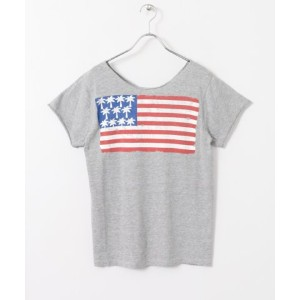 ★dポイントが貯まる★【URBAN RESEARCH Sonny Label(アーバンリサーチサニーレーベル)】CALI GOOD LIFE USA PALM FLAG T?SHIRTS...
