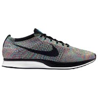 (取寄)ナイキ メンズ フライニット レーサー Nike Men's Flyknit Racer Green Strike Black Blue Lagoon Pink Pow