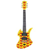 FERNANDES Yellow Heart Jr. ミニギター