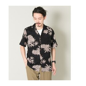 UR TWO-PALMS ALOHA SHIRTS【アーバンリサーチ/URBAN RESEARCH シャツ・ブラウス】