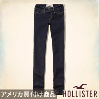 Hollister ホリスター レディース スキニージーンズHollister Bryden Skinny Jeans リンス 新作 本物 正規品 アメリカ買付 USA直輸入