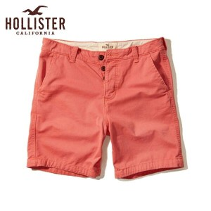 ホリスター HOLLISTER 正規品 メンズ ショートパンツ Hollister Beach Prep Fit Shorts Inseam 7 Inches 328-281-0508-050