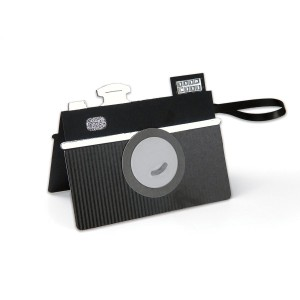 "Sizzix Bigz XL Die 6""X13.75""-Retro Camera Card"