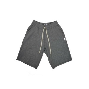 【REIGNING CHAMP】CORE SWEAT SHORT H.GREY(正規取扱店)